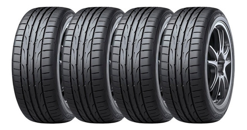 Kit 4 Neumáticos Dunlop 205 55 15 Dz102 Volkswagen Cross Fox