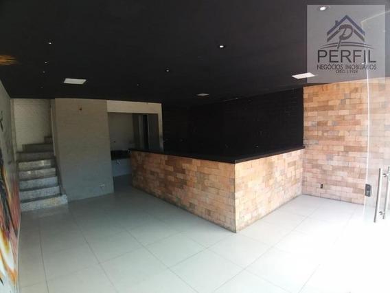 Loja Para Locação Em Salvador, Pituba, 1 Banheiro, 5 Vagas - 576