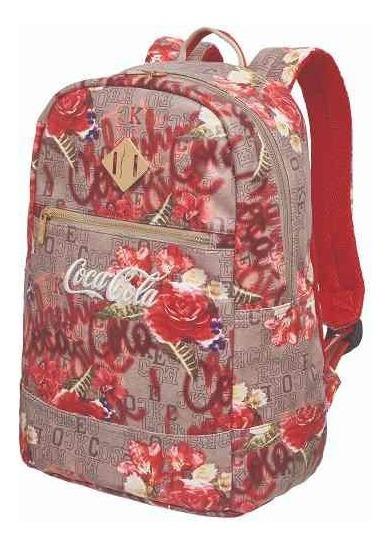 Mochila Coca Cola Monograma (notebook) - 7118804