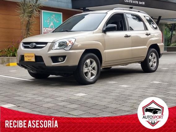 Kia Sportage Crdi 4wd Refull - Autosport Medellín