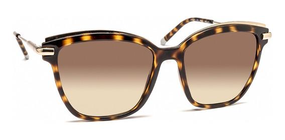 Óculos De Sol Calvin Klein Ck1237s Tartaruga