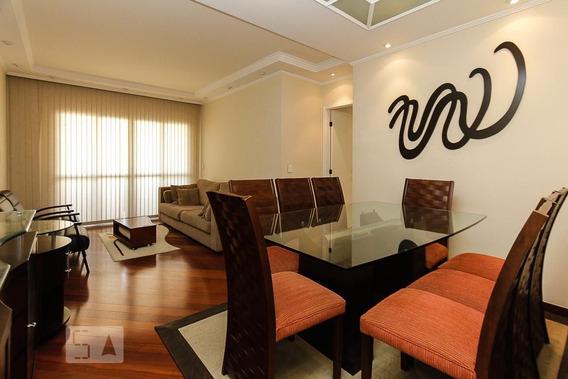 Apartamento No 9º Andar Com 2 Dormitórios E 2 Garagens - Id: 892946372 - 246372