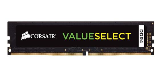Memória RAM 16GB 1x16GB Corsair CMV16GX4M1A2400C16