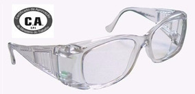 Óculos Segurança P/ Lentes De Grau