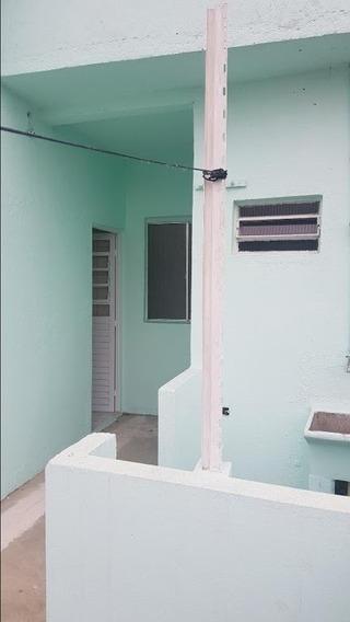 Casa Com 1 Dormitório Para Alugar Por R$ 500/mês - Vila Siqueira (zona Norte) - São Paulo/sp - Ca0569