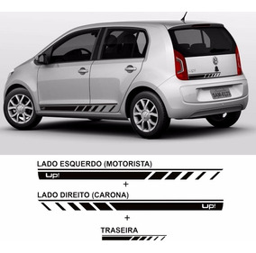 Faixas Laterais Vw Up Adesivos Automotivo Sport 2 E 4 Portas
