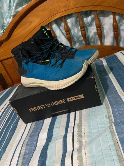 Tenis Under Armour Drive 4