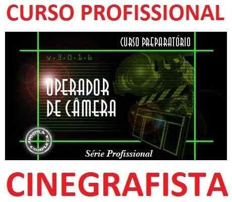 Curso Pro De Cinegrafista + 3dcam   Ag Ac7 Ac8 Ac90 Hmc80