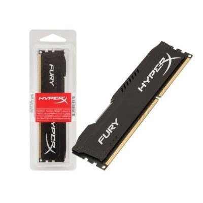 Memória 8gb 1866mhz Ddr3 Kingston Hyperx Fury - Black