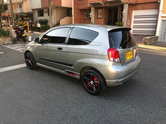Chevrolet Aveo 2007 Full Equipo!!! Se Entrega Radicado Aca