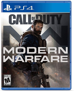 Call Of Duty Modern Warfare Ps4 Fisico Sellado Original !