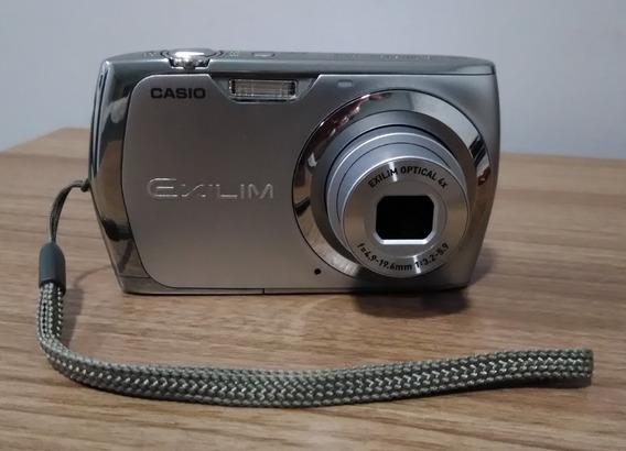 Câmera Digital Casio Exilim Ex-z370 14.1 Mp, Novíssima