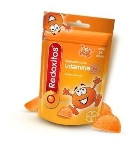 167cd225dcb4 Redoxitos Vitamina C Sachet X 25 Gomitas Magistral Lacroze