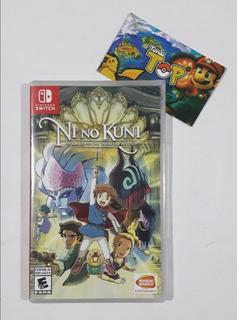 Nintendo Switch Ni No Kuni Nuevo Sellado - Tiendatopmk