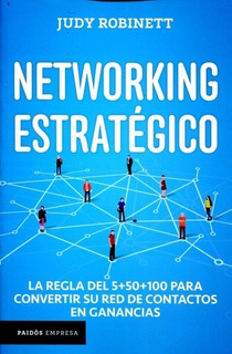 Networking Estrategico - Robinett Judy
