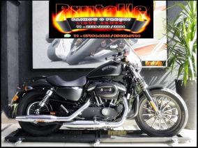 Harley Davidson Sportster Xl883n Iron 2015 Preta