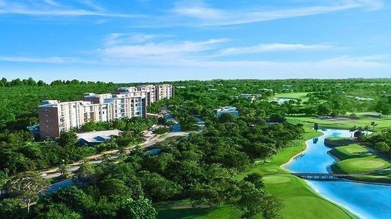 Penthouse En Anthea Dentro Del Yucatan Country Club