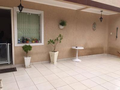 Casa Residencial À Venda, Vila Voturua, São Vicente. - Ca0334
