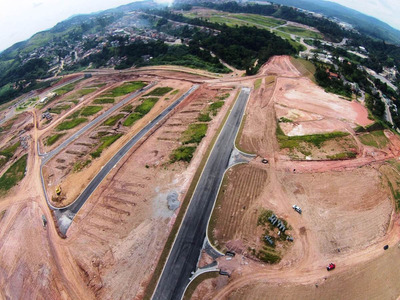 Última Fase - Loteamento Nova Jaguari Á 5 Km Alphaville