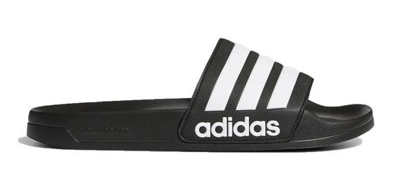 adidas Ojotas Lifestyle Unisex Adilette Cloudfoam Negro