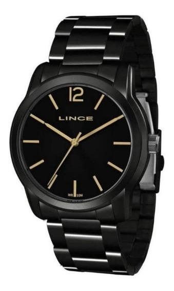 Relógio Feminino Lince Lrn4449l Analógico Quartz Casual Urb