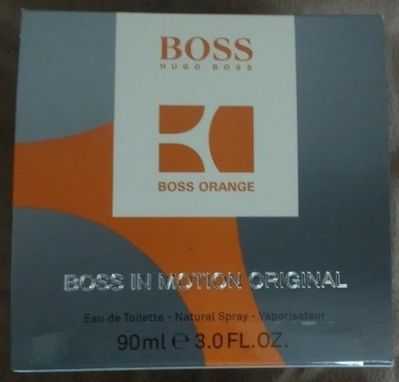 Perfume Hugo Boss Orange 90 Ml Original