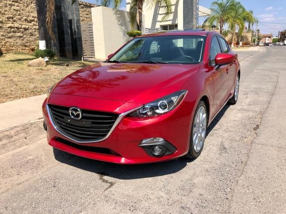 Mazda 3 2.0 S Touring Sedan At 2015