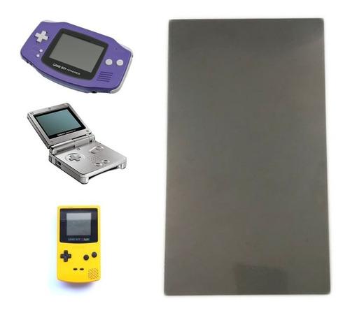 Película De Filtro Polarizado Gameboy Advance Gameboy Color