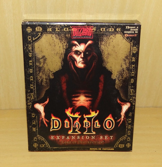 Diablo Ii 2 - Lord Of Destruction - Pc