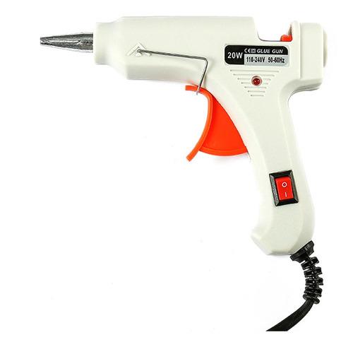 Pistolas De Pegamento Termofusible De Alta Temperatura 20w 1