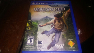 Uncharted Ps Vita Español
