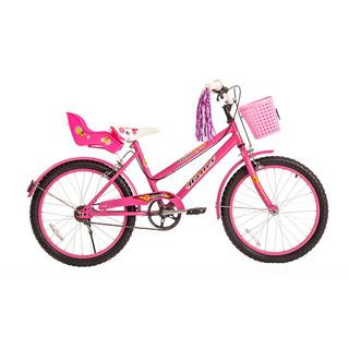 Bicicleta Paseo Nena Rod. 20 Halley 19075 Antezana Hogar