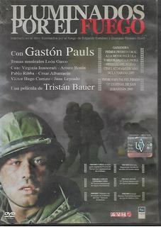 Iluminados Por El Fuego (2005) Dvd Orig Tristan Bauer Pauls