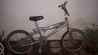 Bicicleta Cromada Para Adolescentes. Marca Keirin.