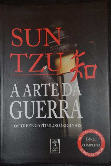 Livro A Arte Da Guerra - Sun Tzu - Jardim Dos Livros