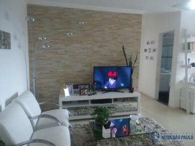 Apartamento Com 2 Dormitórios E 1 Vaga No Metro Jabaquara - Bi23914