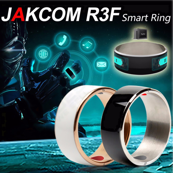 Jakcom R3f Magia Usable Inteligente Anillo Para Android Wp M