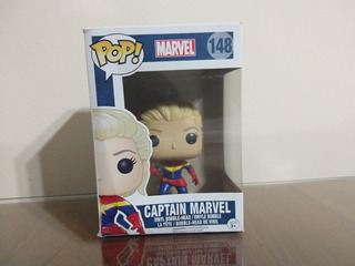 Funko Pop Marvel - Captain Marvel