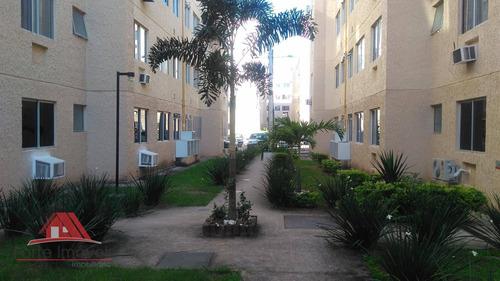 Apartamento Com 2 Dormitórios  No Cond. Bela Vida I  - Ap0075