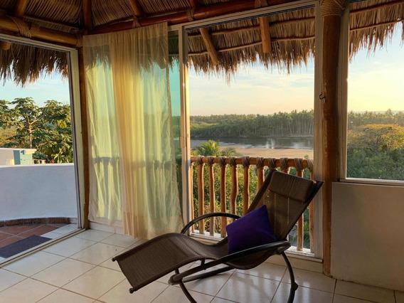 Casa Del Estero En Playa Platanitos