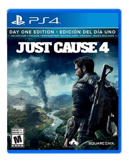 Just Cause 4 Day One Edition Ps4