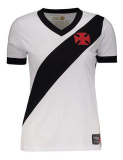 Camiseta Vasco Expresso Feminina