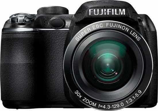 Camara Semi Profesional Bridge Fujifilm Finepix S4000 14mp
