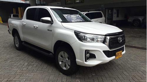 Toyota Hilux 2019 2.4l