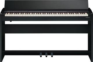 Piano Digital Roland F-140r Cbl C/ Mueble 88 Teclas