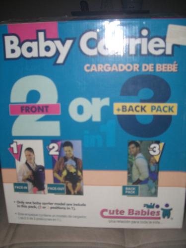 Imagen 1 de 4 de Cargador De Bebes