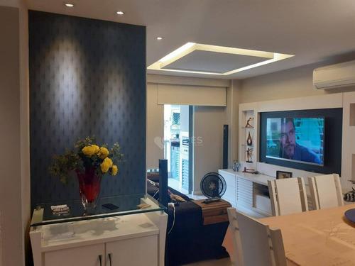 Apartamento Com 3 Quartos Por R$ 900.000 - Icaraí /rj - Ap47145