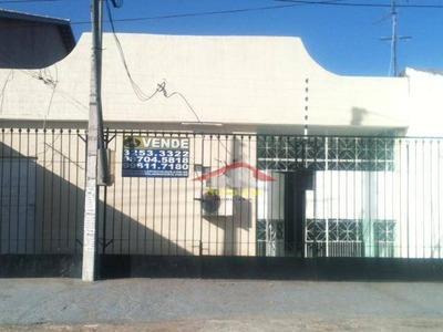 Casa Residencial / Comercial À Venda, Jardim América, Fortaleza. - Ca0164
