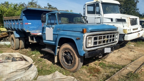 Ford F-11000 - Mwm - Caçamba - Toco- Ano 1989 Todo Original