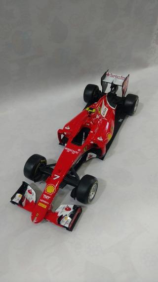 Miniatura De Ferro Ferrari